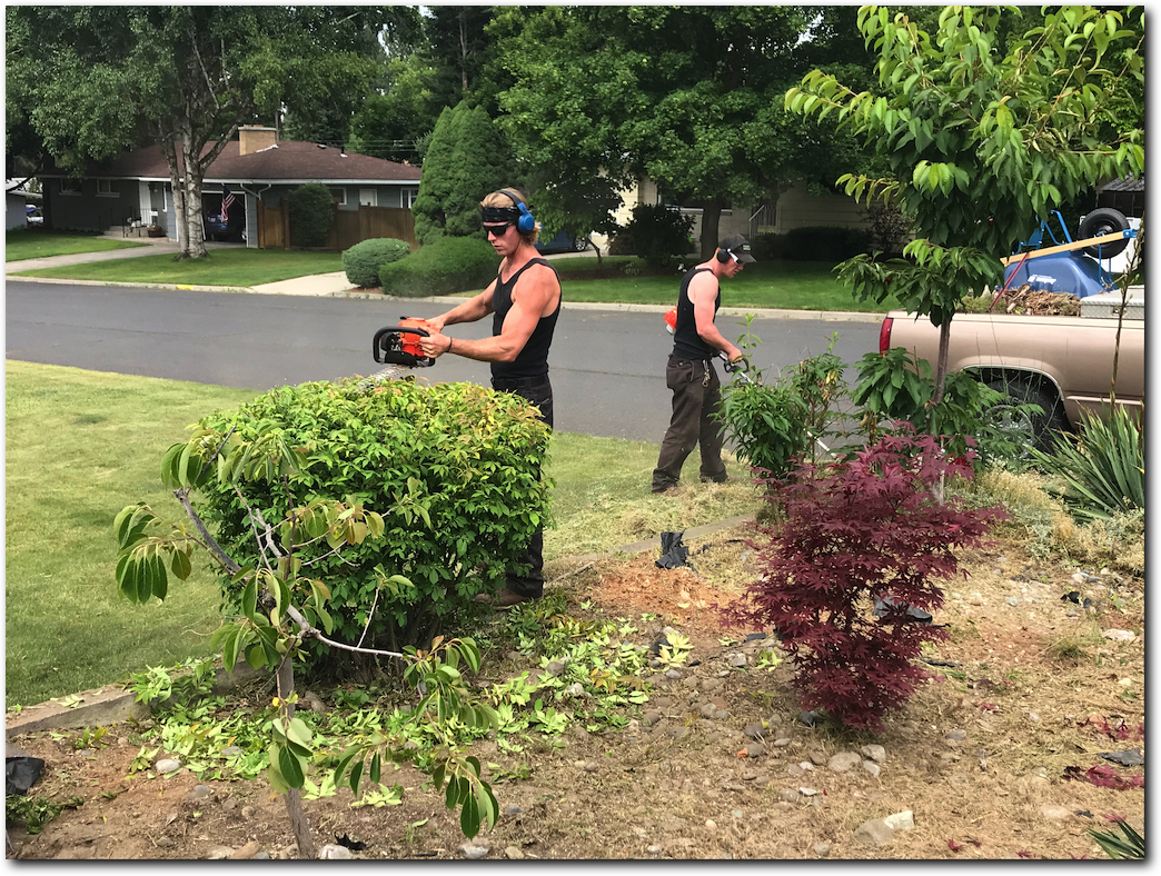 spokane landscapers and consultants